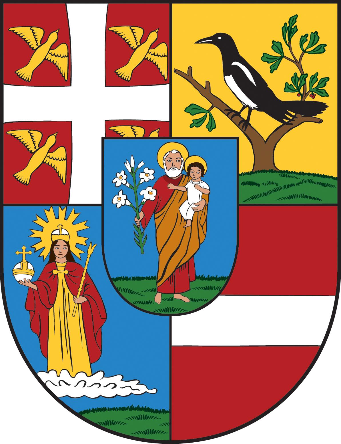 Bezirkswappen Josefstadt